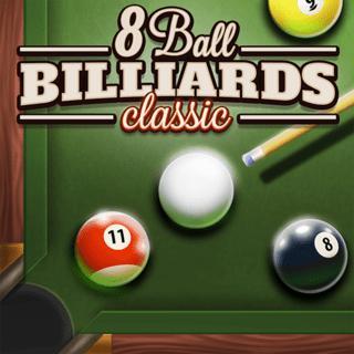 8 куль більярд класичний