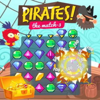 Пірати! Матч-3