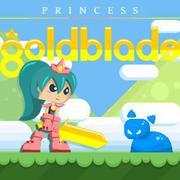 Принцеса Золотобладе і небезпечна вода