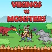 Вікінги проти монстрів